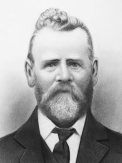 BURNS, S. Mayor of Burra