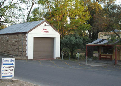 Burra Fire Station