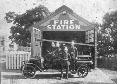 Old Burra Fire Station