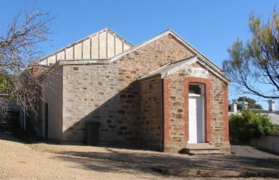 Burra Oddfellows Hall