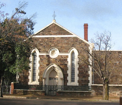 THE FORMER PRIMITIVE METHODIST CHURCH and MASONIC LODGE