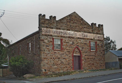Burra's Salvation Army Citadel