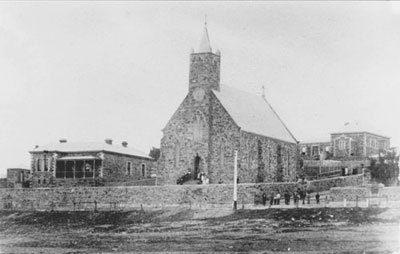 St Joseph's Catholic Church Market Street, Burra 1874
