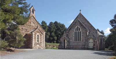 St Marys Church Burra