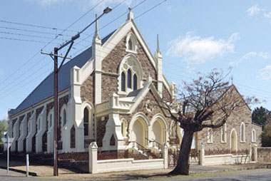 Burra Uniting Church