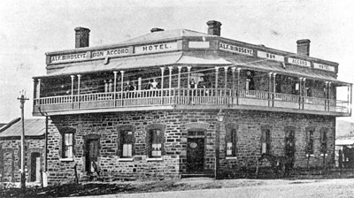Burra Bon Accord Hotel