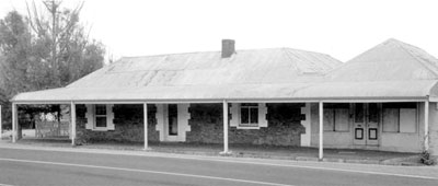 Burra Court House Hotel