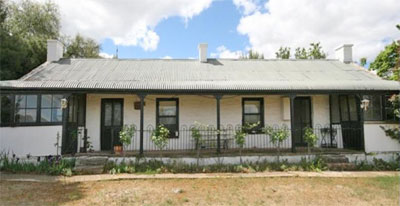 Miss Mabels Cottage Burra