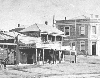 marketsq, Burra - 1876 - gaslight cafe